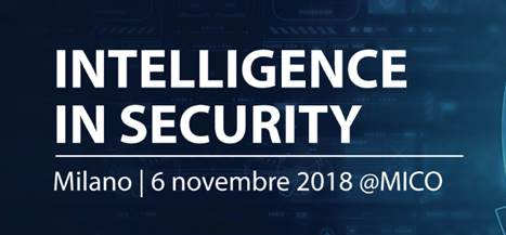 """Master Homeland Security patrocina il convegno """"Intelligence in security"""""""