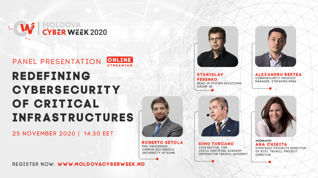 Panel 3_Redefining Cybersecurity of Critical Infrastructures
